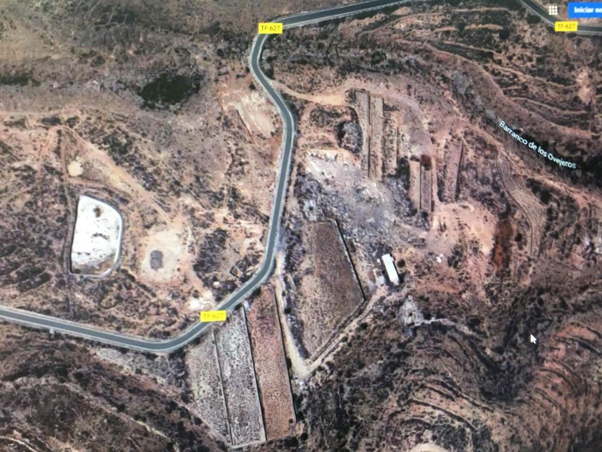 Suelo No Urbano en Venta en  Arico