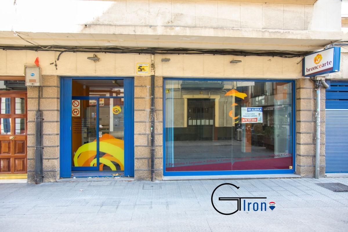 Local Comercial en Alquiler en Las Arenas, Getxo