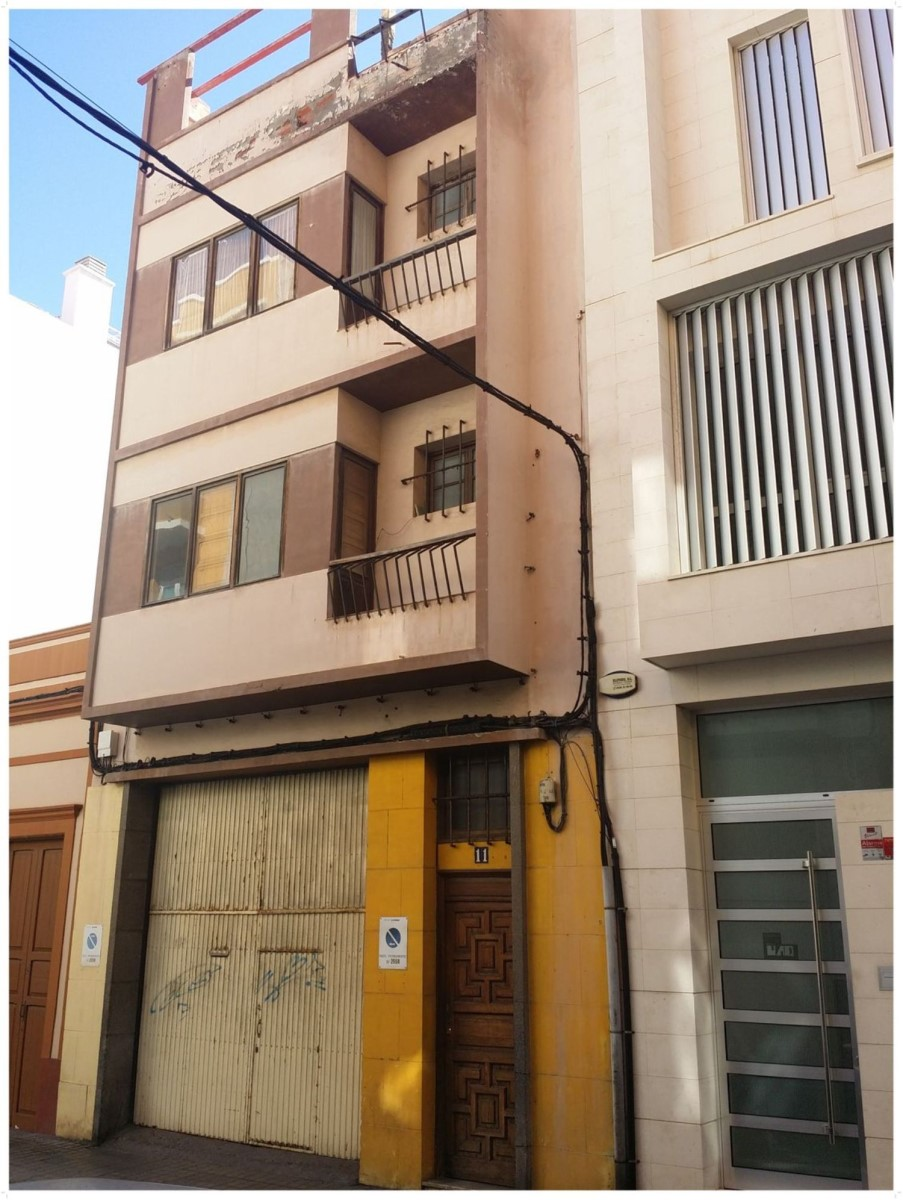 Edificio Mixto en Venta en Canteras-Puerto, Palmas de Gran Canaria, Las