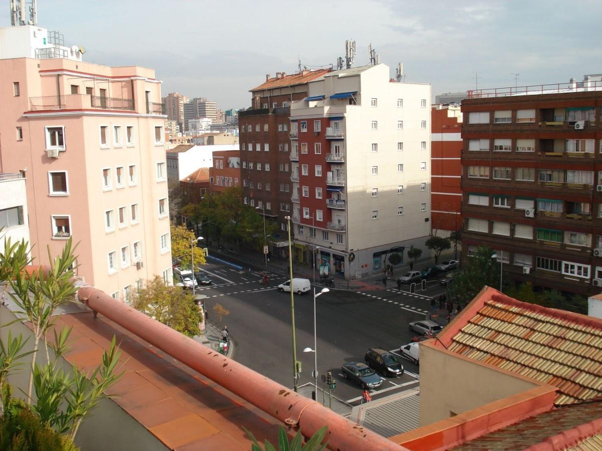 Atico en Alquiler en Tetuán, Madrid