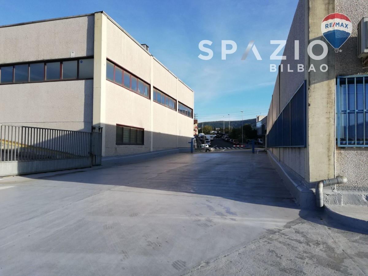 Industrial premises  For Sale in  Basauri