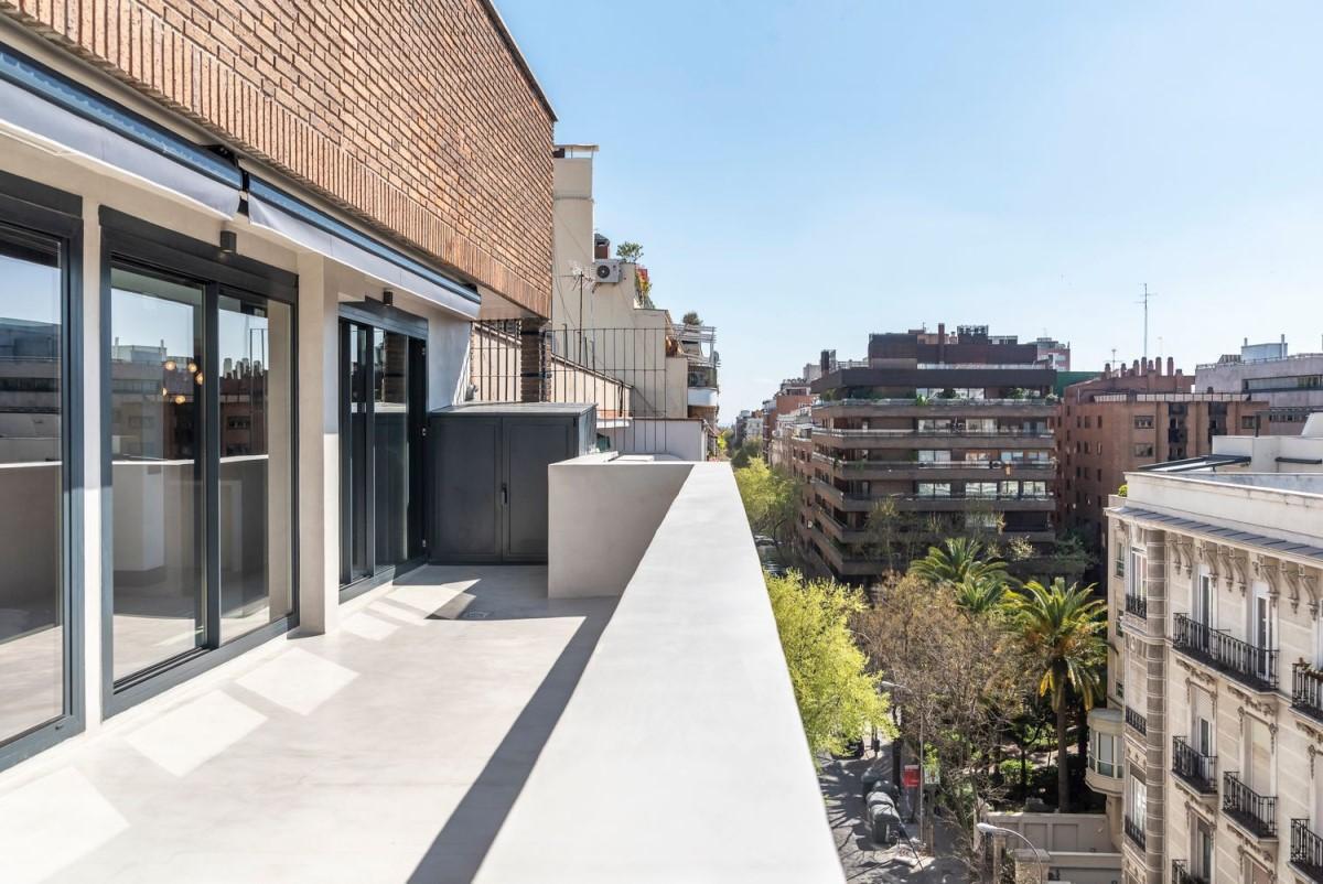 Atico en Venta en Chamberi, Madrid