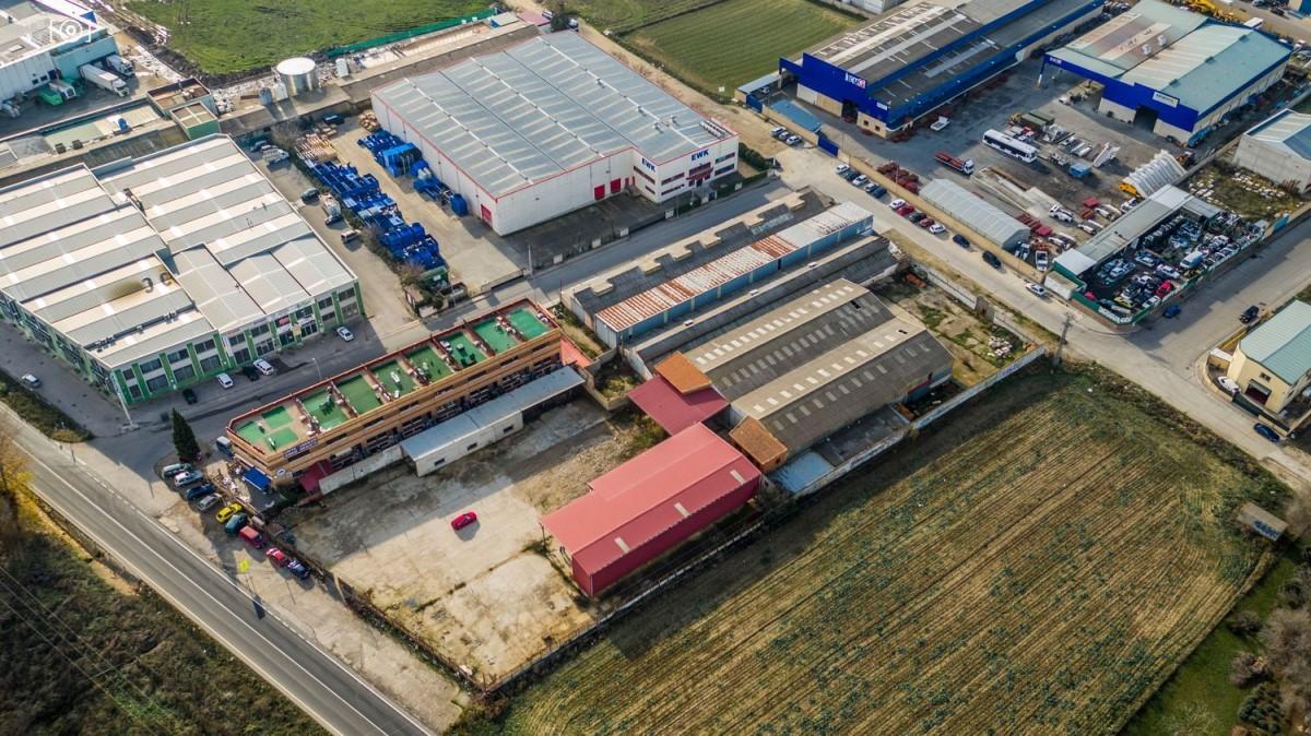 Nave Industrial en Venta en  Fuente el Saz de Jarama