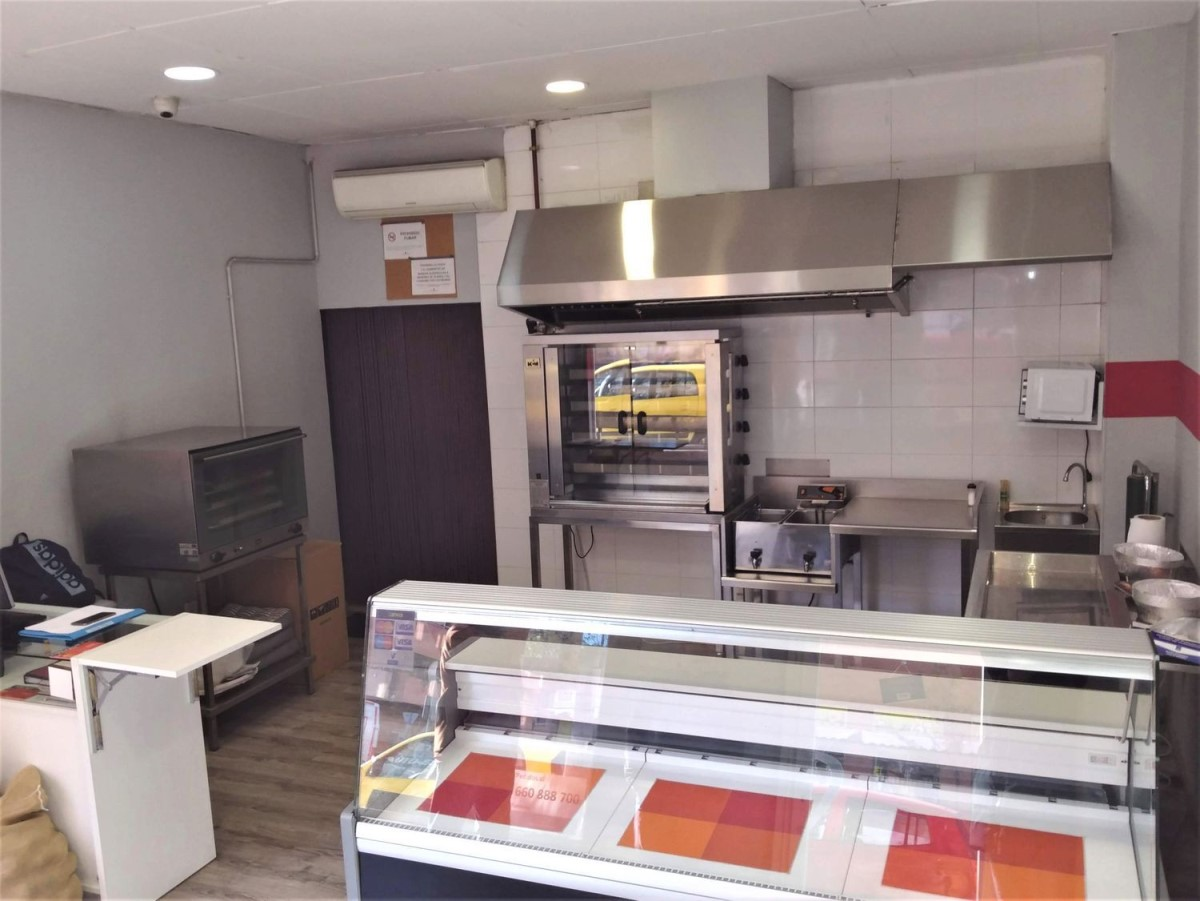 Local Comercial en Venta en San Blas, Madrid
