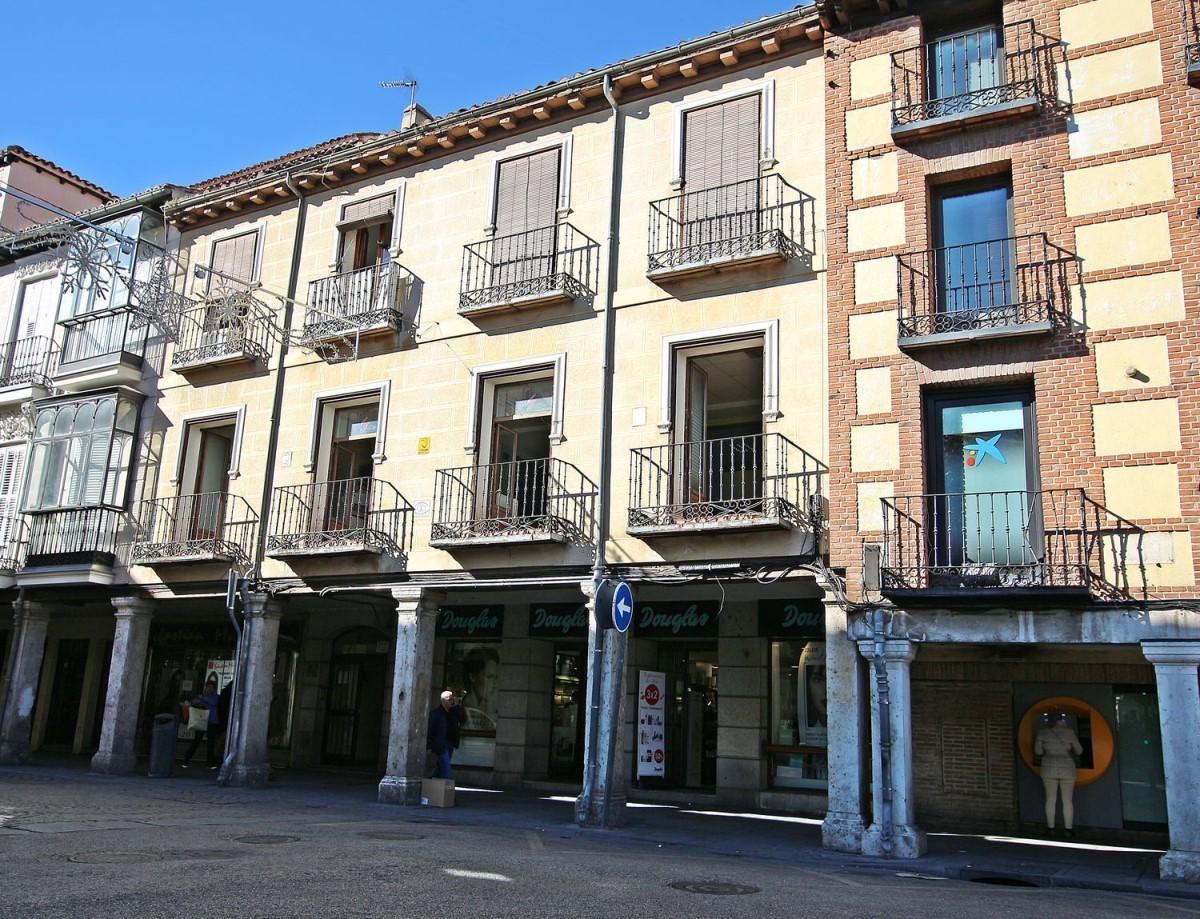 Oficina en Alquiler en  Alcalá de Henares