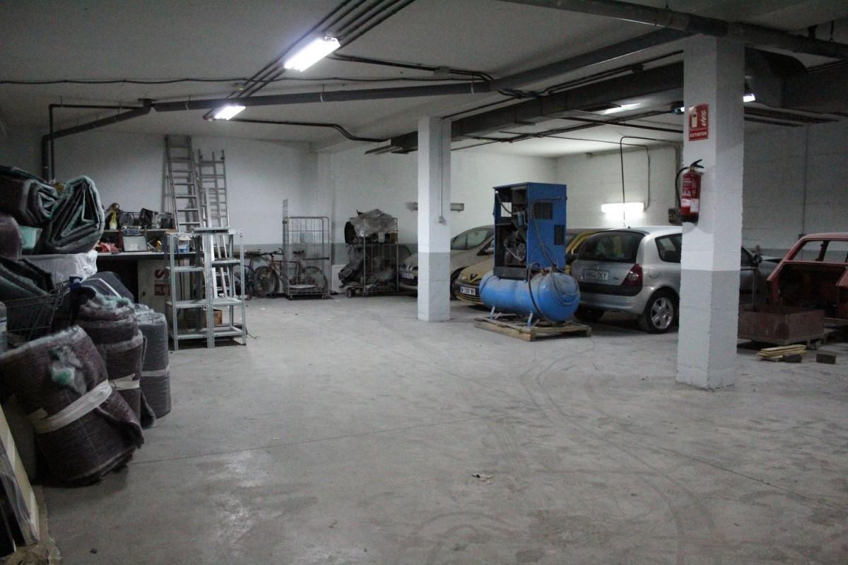 Nave Industrial en Venta en  San Sebastián de Los Reyes