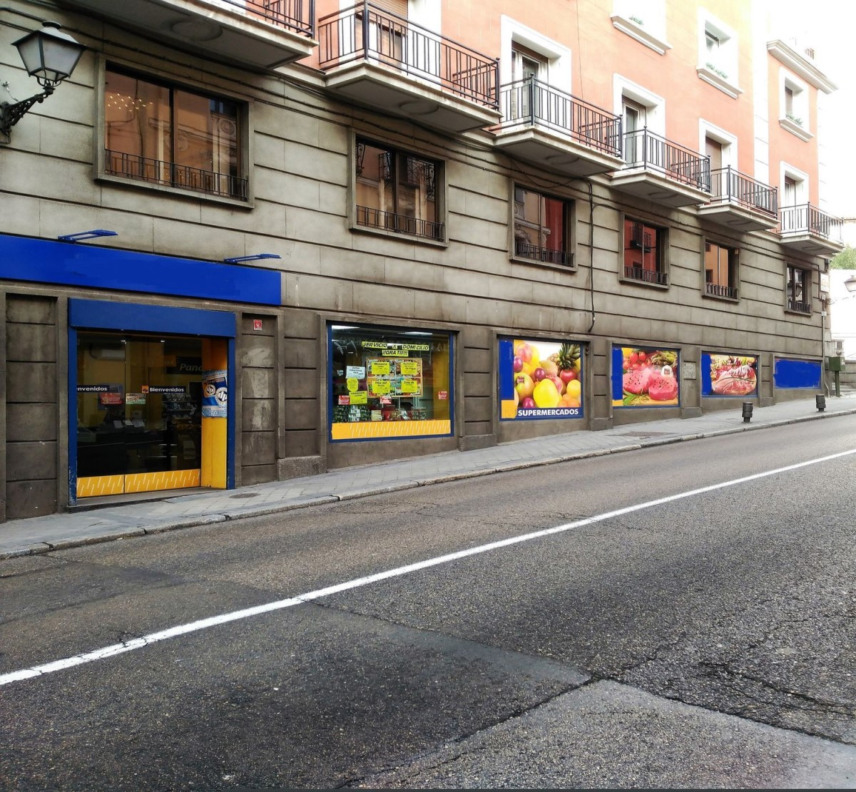 Retail premises  For Rent in Centro, Madrid