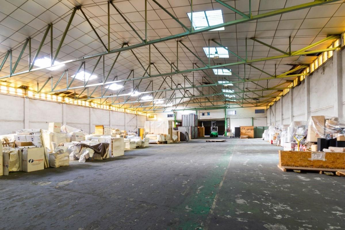 Nave Industrial en Venta en  Torrejón de Ardoz