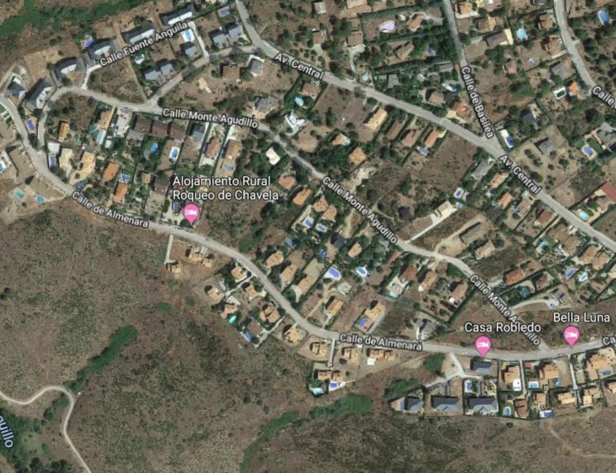 Suelo Urbano en Venta en  Robledo de Chavela