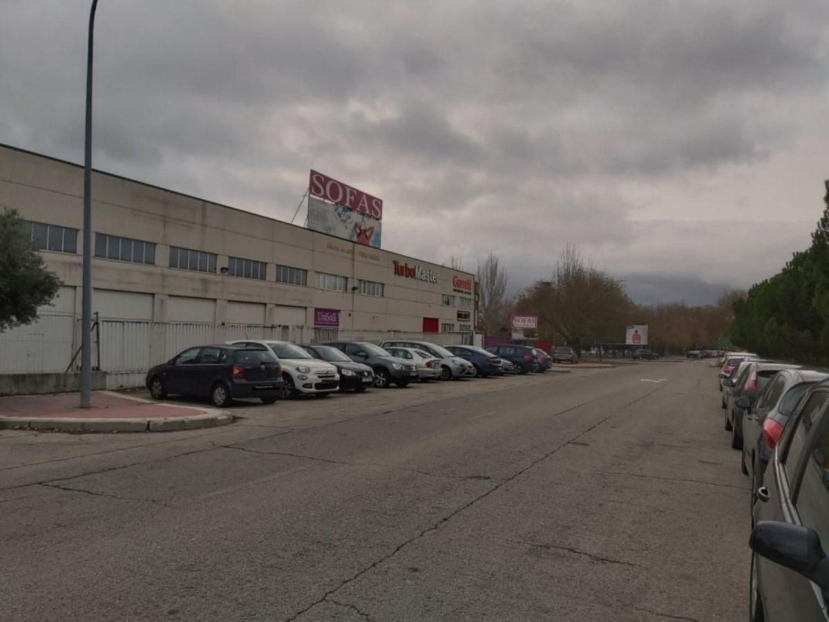 Nave Industrial en Venta en  San Fernando de Henares