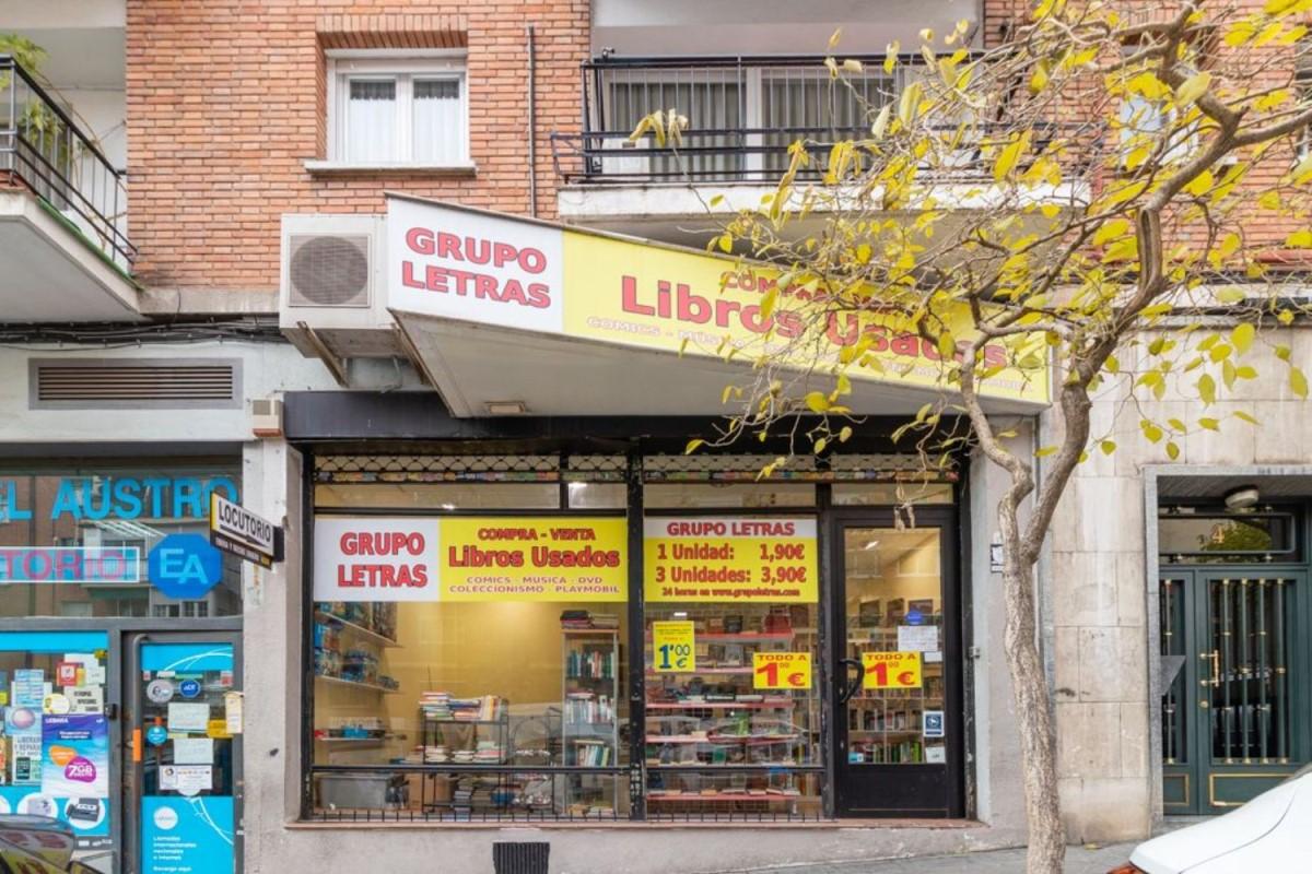 Local commercial  à vendre à Ciudad Lineal, Madrid
