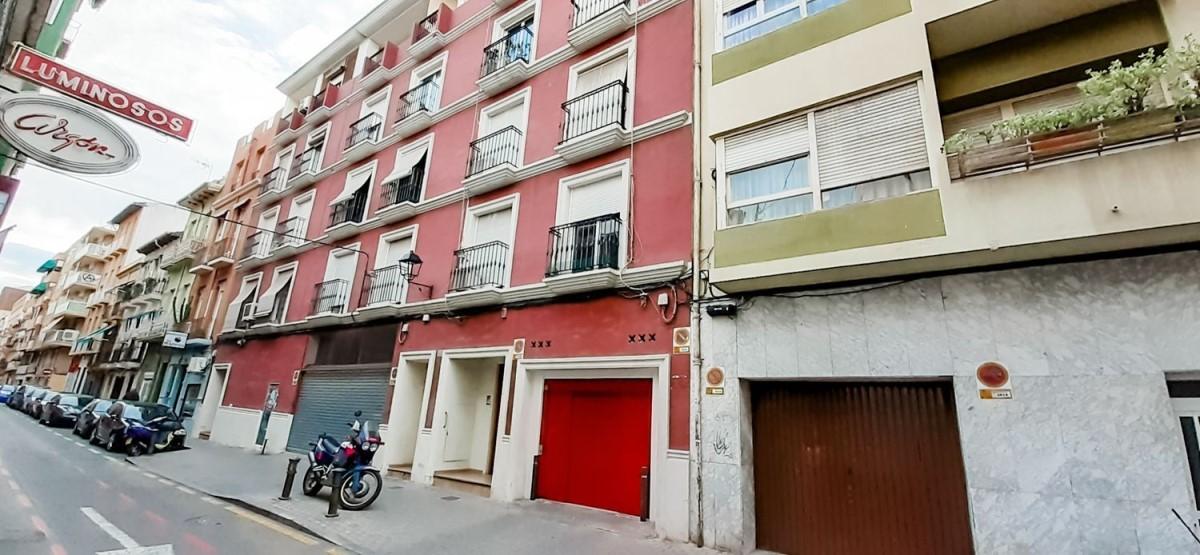 Garaje en Venta en Plà Del Bon Repòs-La Goleta-San Antón, Alicante/Alacant
