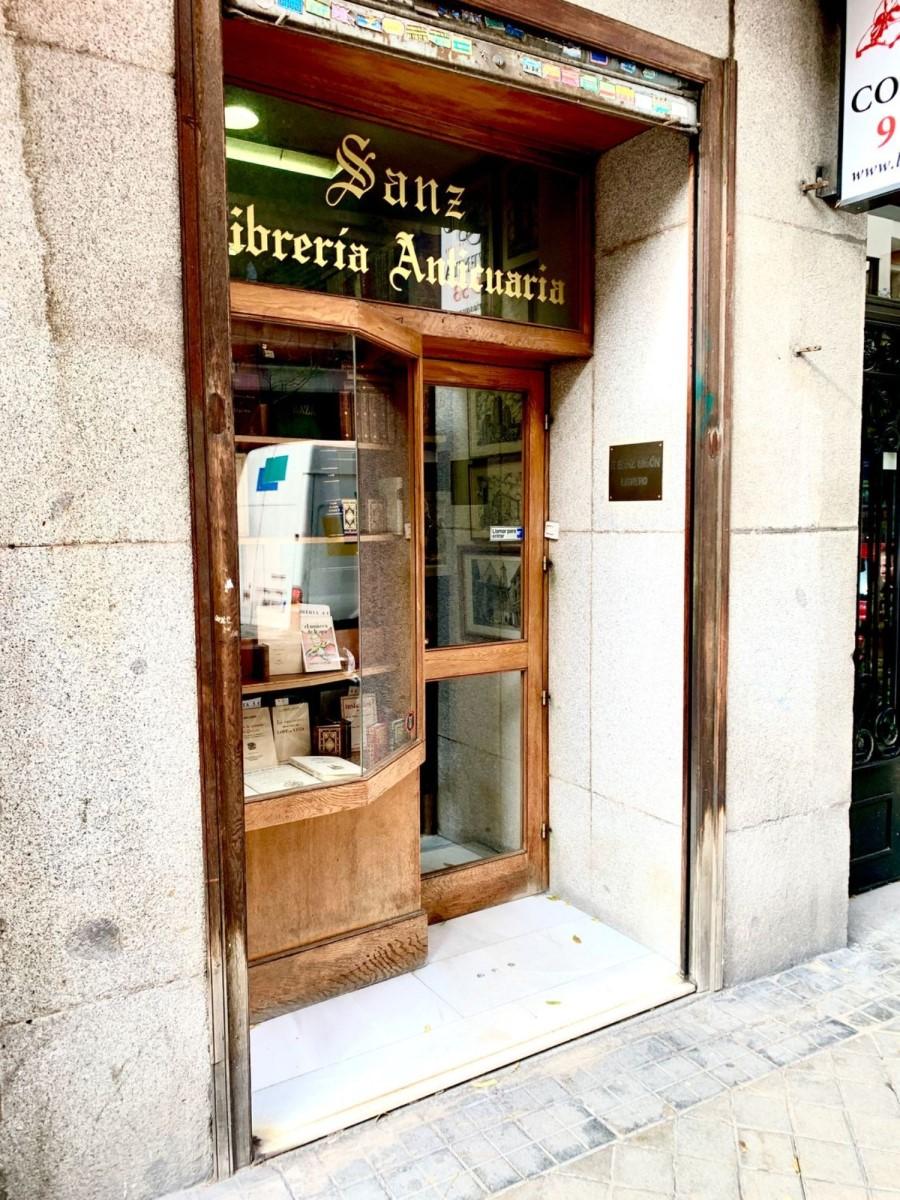 Retail premises  For Rent in Salamanca, Madrid