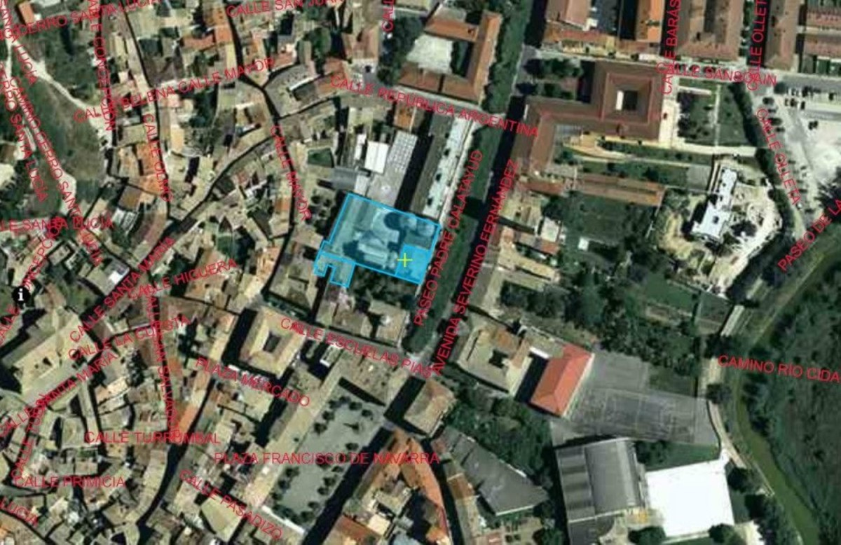 Suelo Urbano en Venta en  Tafalla