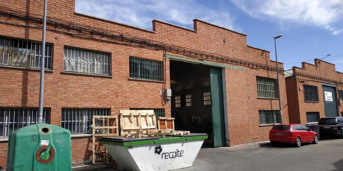 Nave Industrial en Venta en  Humanes de Madrid