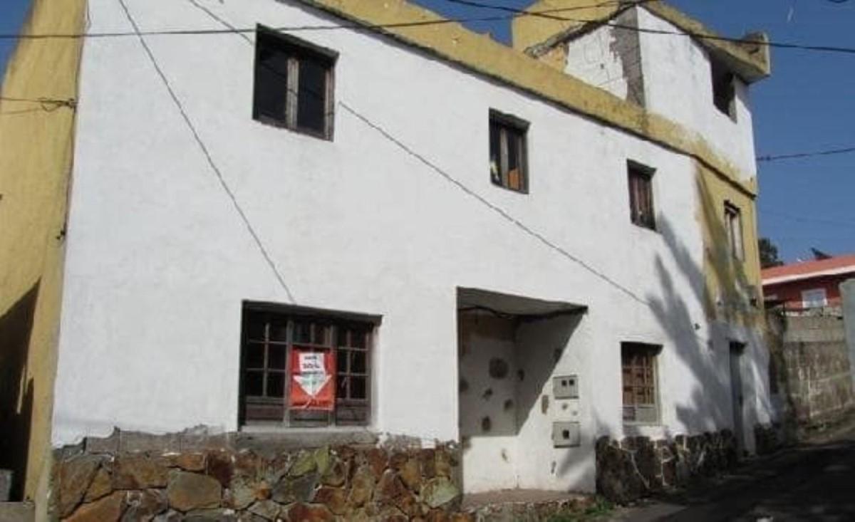 Casa Rural en Venta en  Sauzal