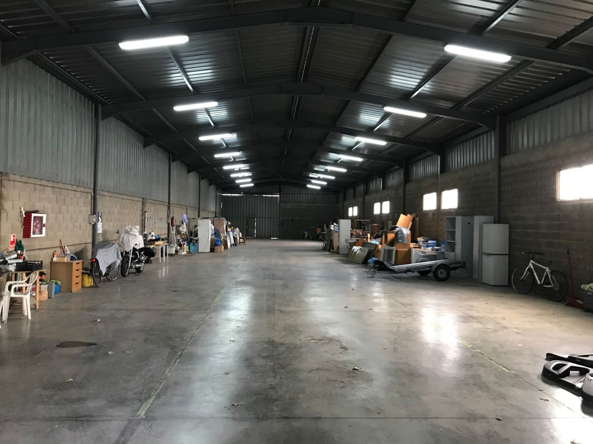 Nave Industrial en Venta en  Puerto De Sagunto
