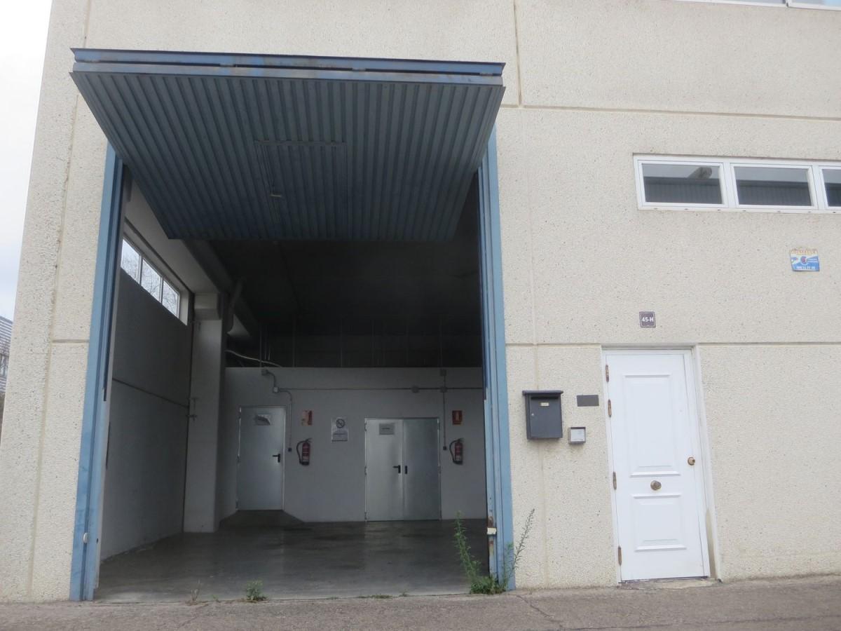 Nave Industrial en Alquiler en Villaverde, Madrid