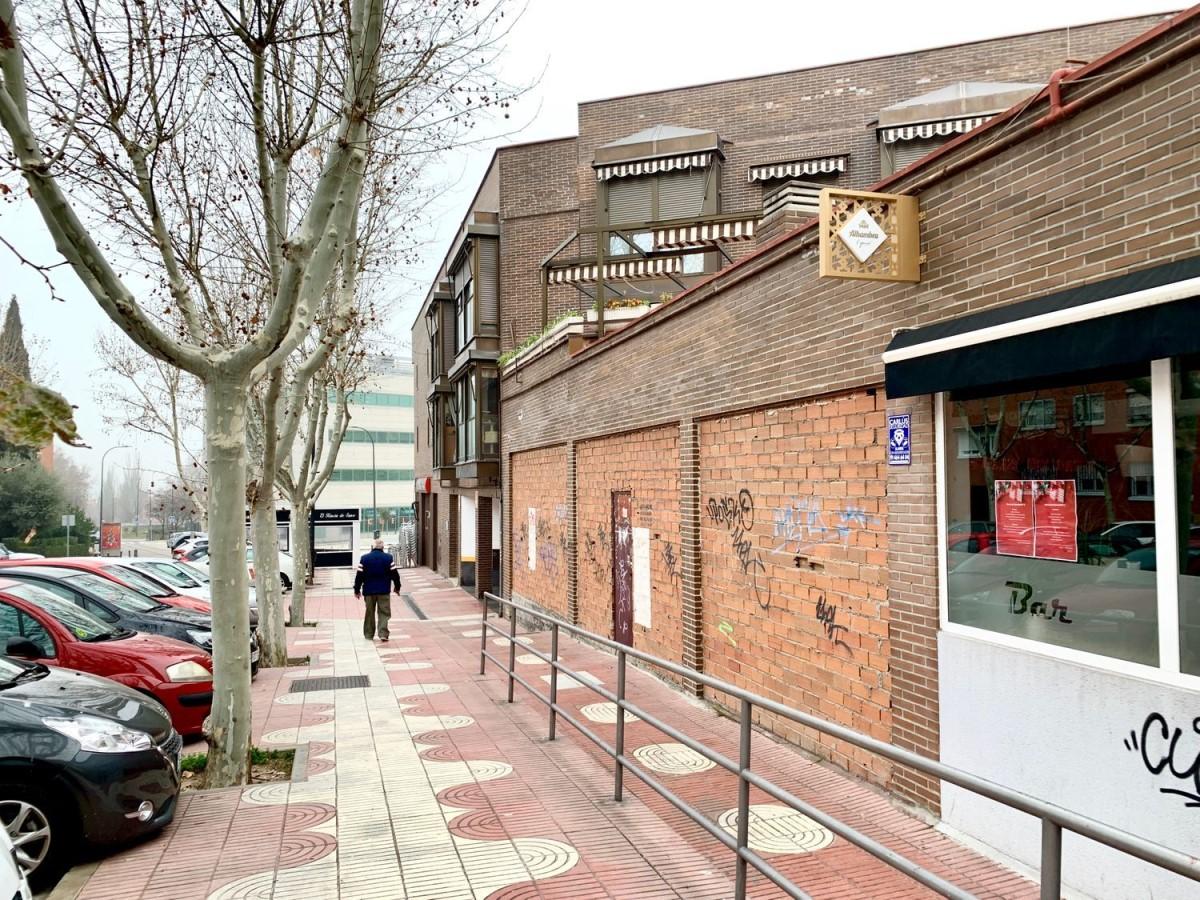 Retail premises  For Rent in  San Sebastián de Los Reyes