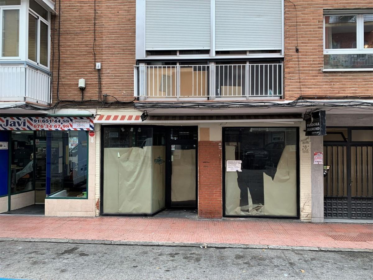 Retail premises  For Rent in  Alcobendas