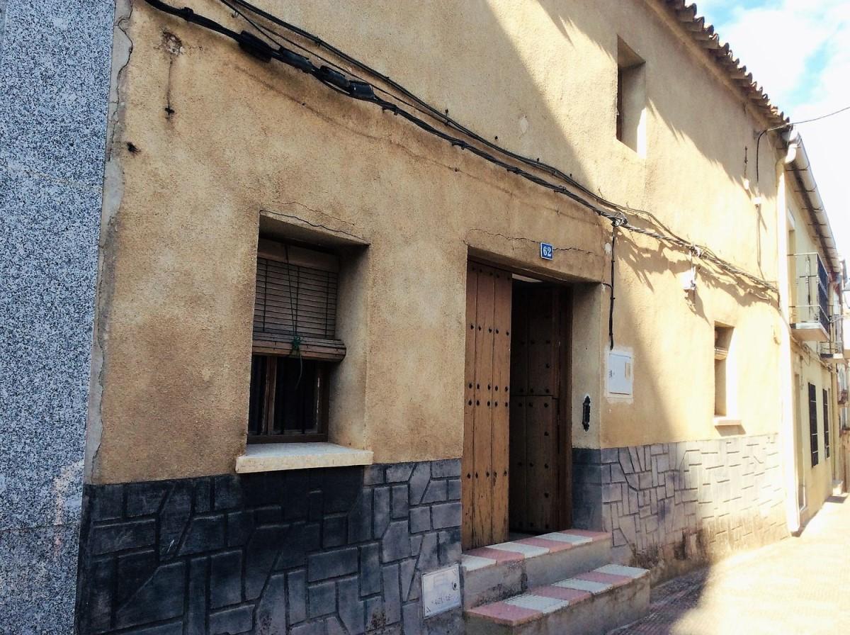 Casa Rural en Venta en  Navalucillos, Los