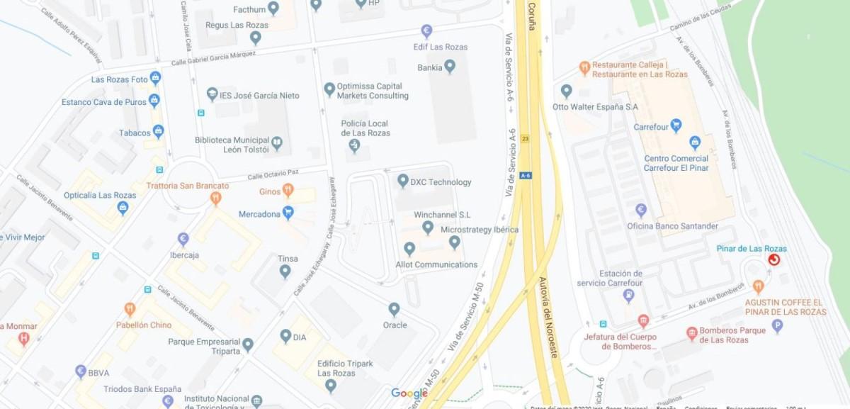 Suelo Urbano en Venta en Montecillo, Rozas de Madrid, Las