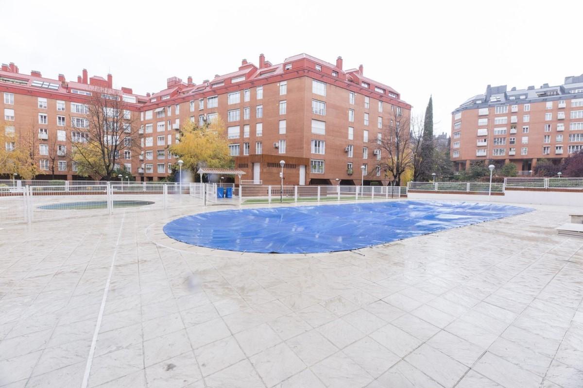 Atico en Alquiler en Arganzuela, Madrid