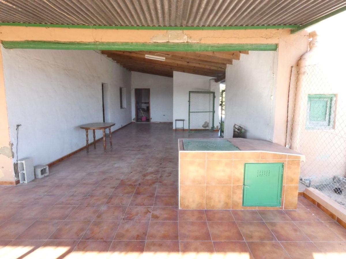 Casa Rural en Venta en Los Ángeles-Tómbola-San Nicolás, Alicante/Alacant
