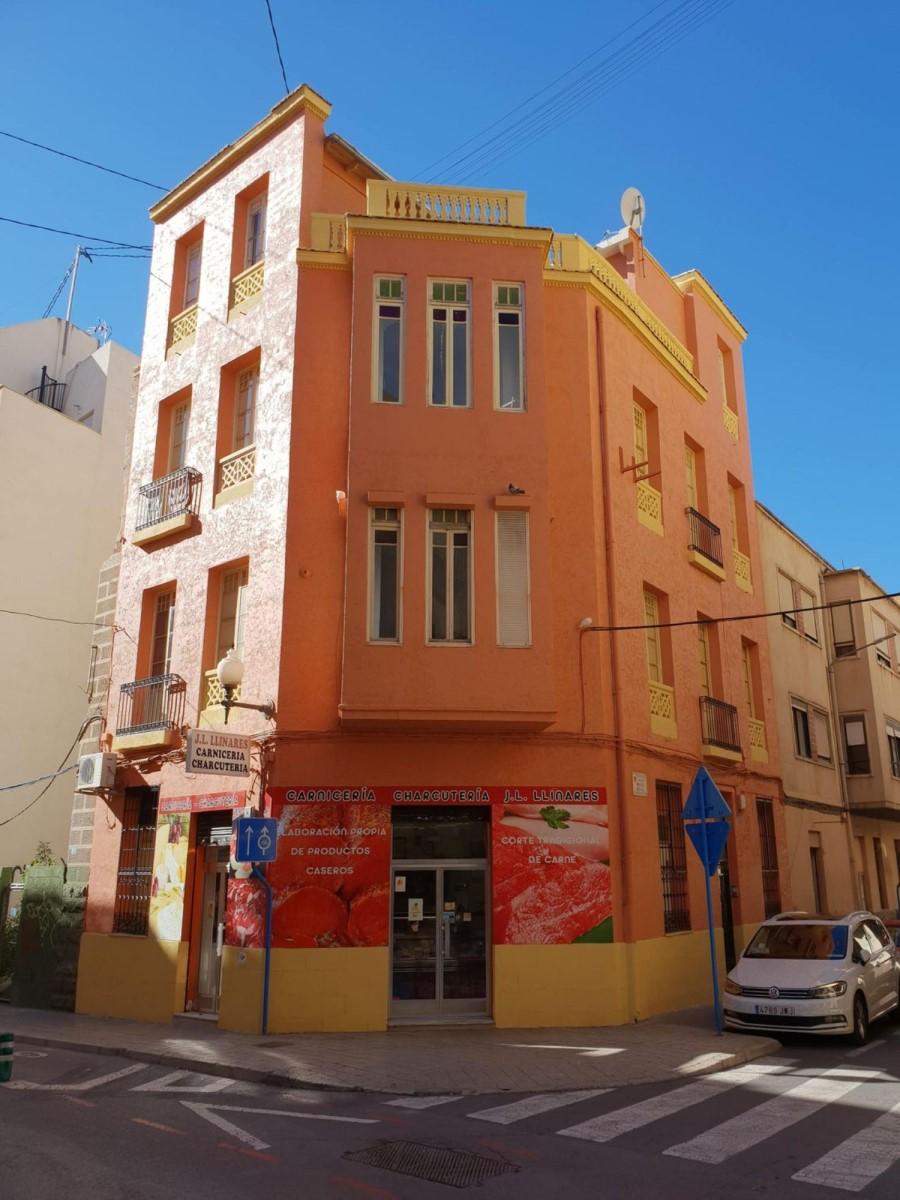 Edificio de Viviendas en Venta en Campoamor-Carolinas-Altozano, Alicante/Alacant