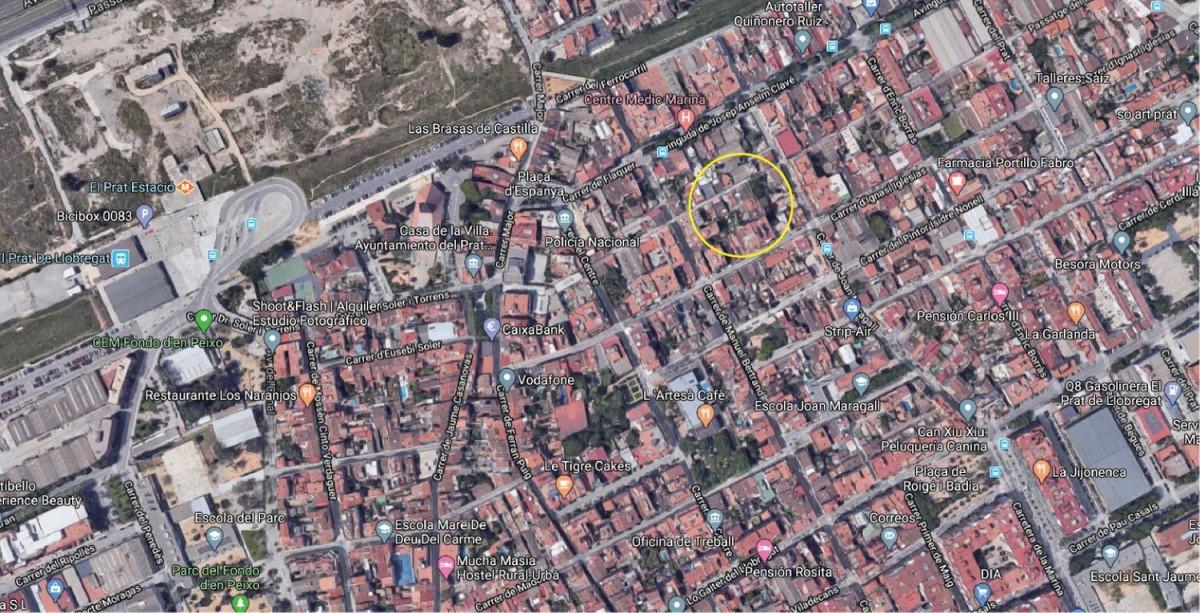 Suelo Urbano en Venta en  Prat De Llobregat