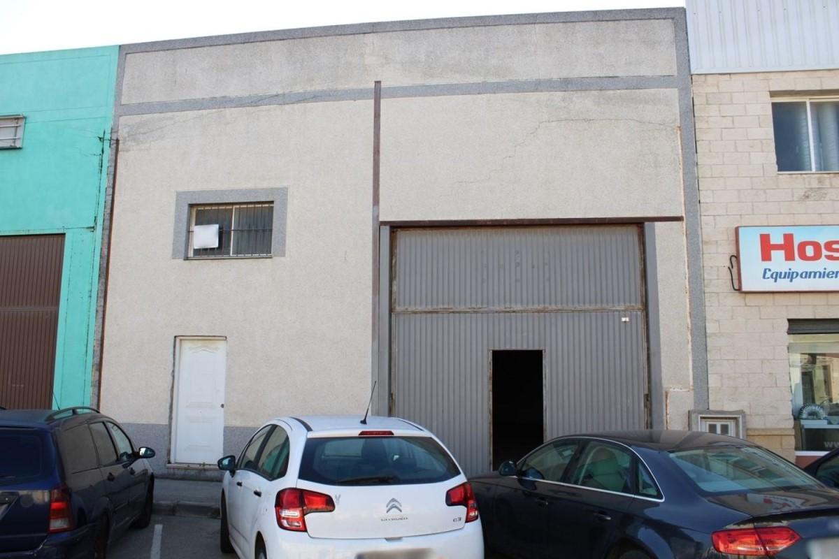 Nave Industrial en Venta en  Chiclana de la Frontera