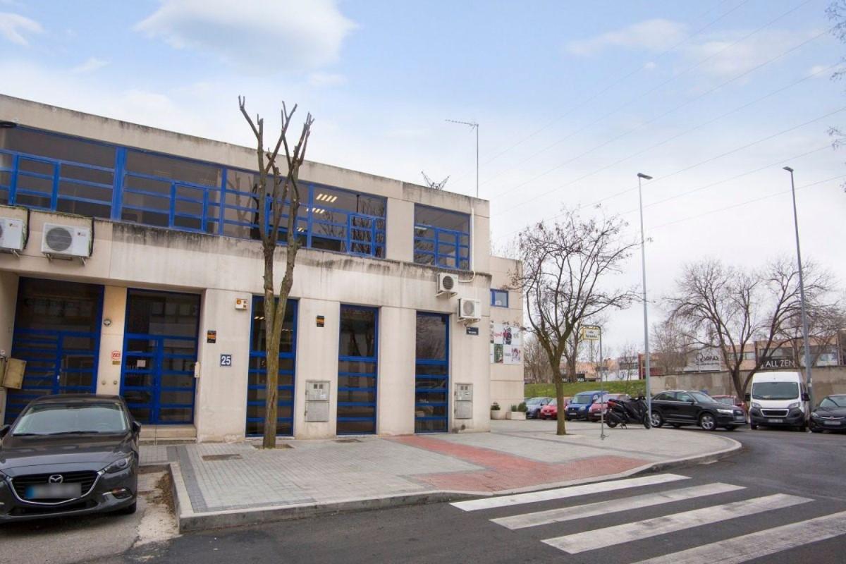Nave Industrial en Venta en Europolis, Rozas de Madrid, Las