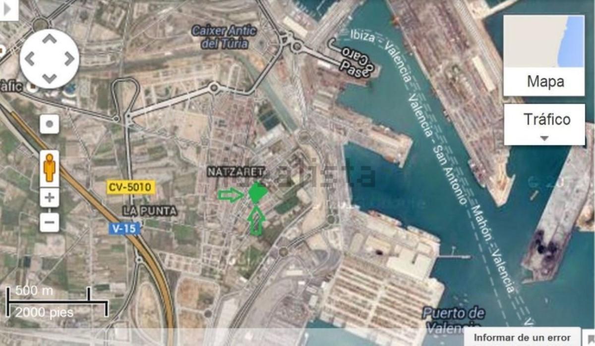 Suelo Urbano en Venta en Poblats Marítims, València