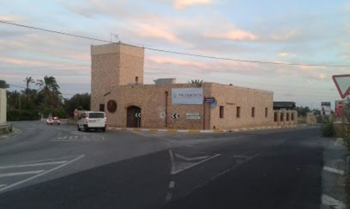 Industrial premises  For Sale in  Elche/Elx