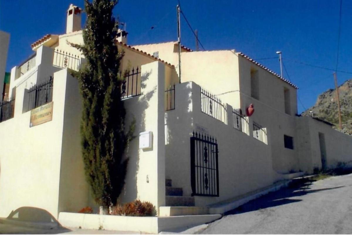 Casa Rural en Venta en  Fortuna