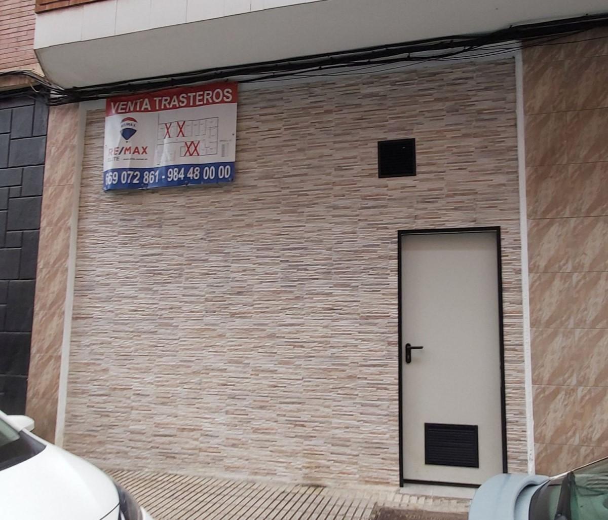 Trastero en Venta en El Llano, Gijón