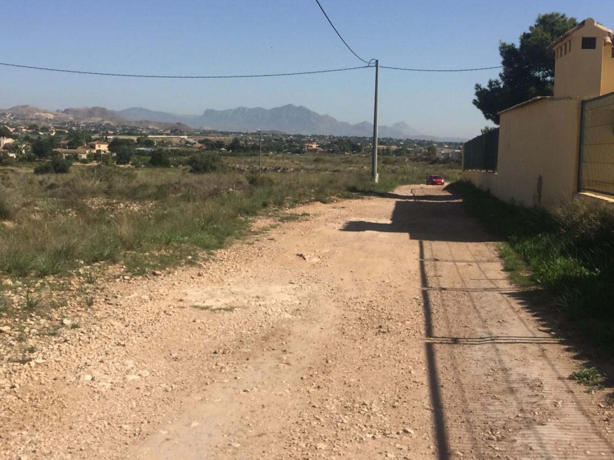 Suelo No Urbano en Venta en  Cañada, La