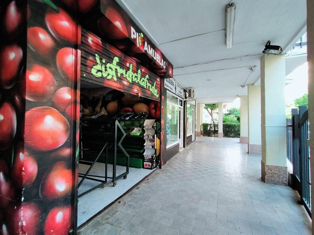 Local Comercial en Alquiler en santa justa - miraflores - cruz roja, Sevilla