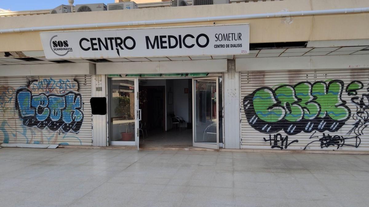 Local Comercial en Venta en  Benidorm