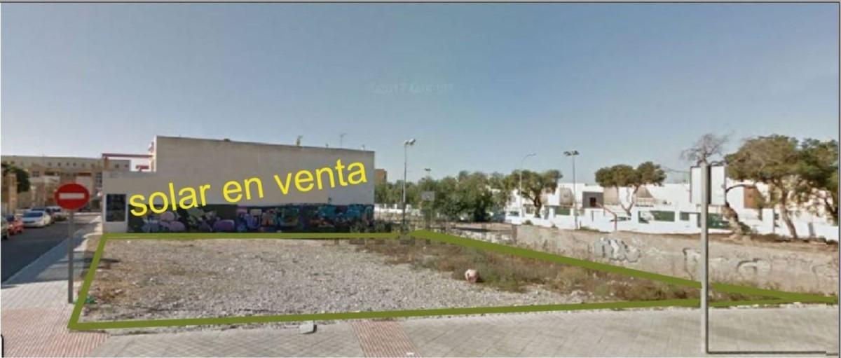 Suelo Urbano en Venta en  Almería