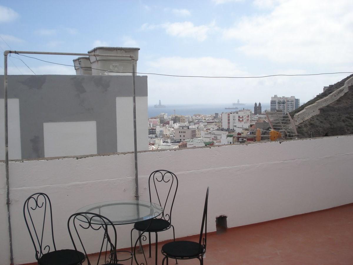 Chalet Adosado en Alquiler en Ciudad Alta, Palmas de Gran Canaria, Las