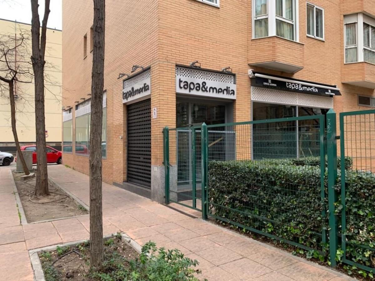 Local Comercial en Venta en Moncloa, Madrid