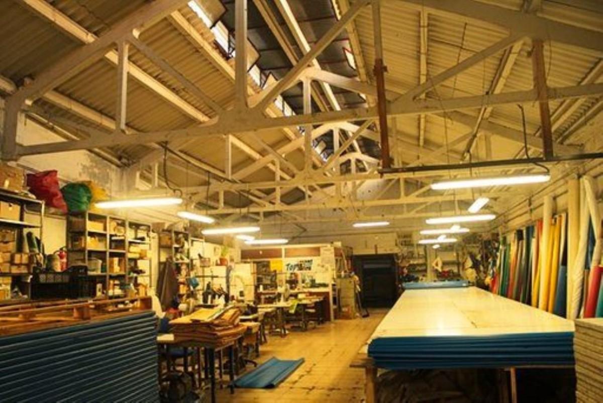 Nave Industrial en Venta en Villa De Vallecas, Madrid