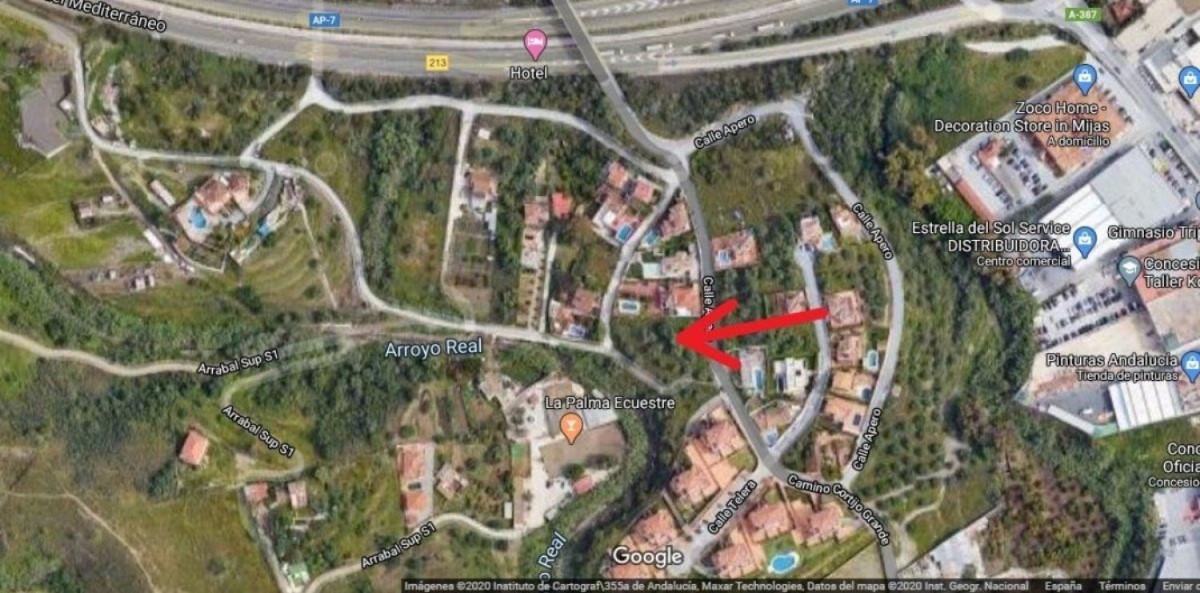 Suelo Urbano en Venta en Campo De Mijas, Mijas