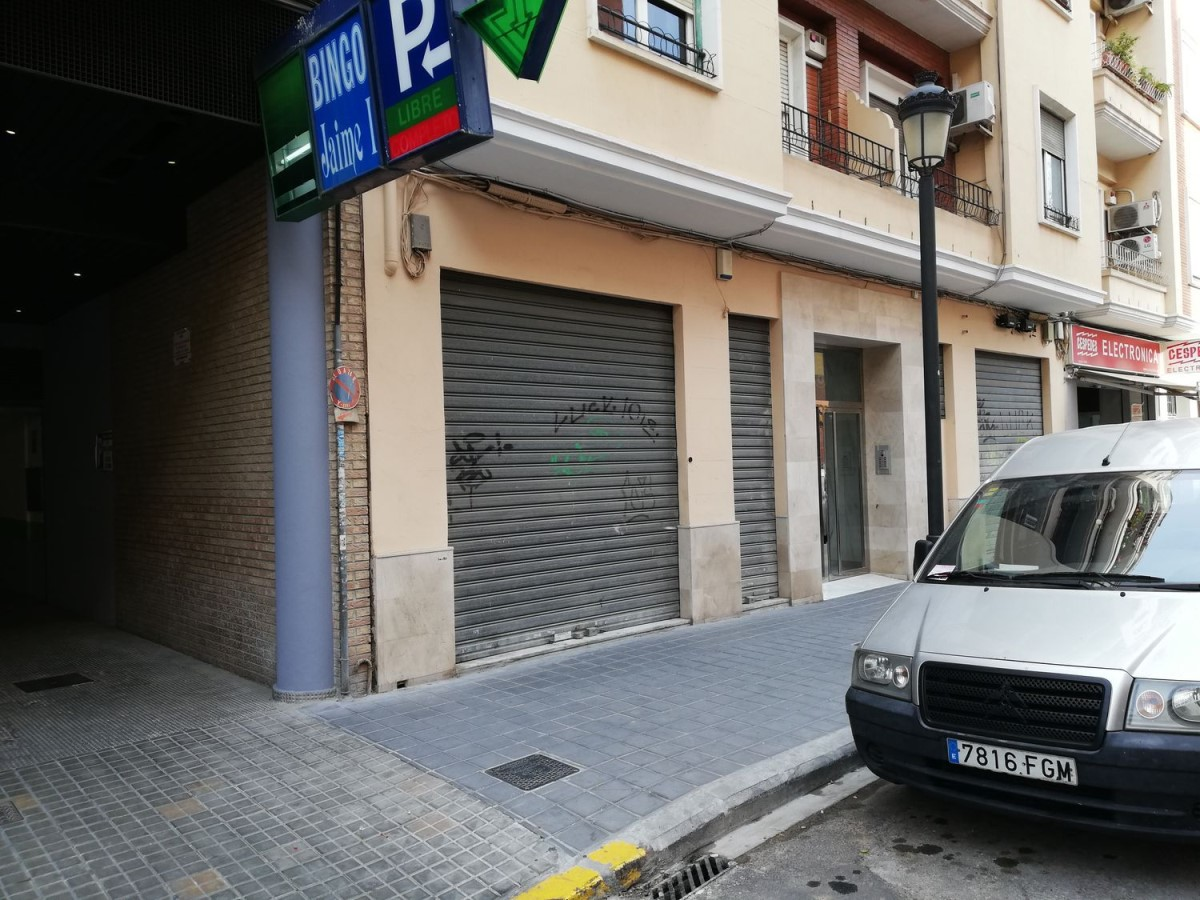 Local Comercial en Venta en Extramurs, València