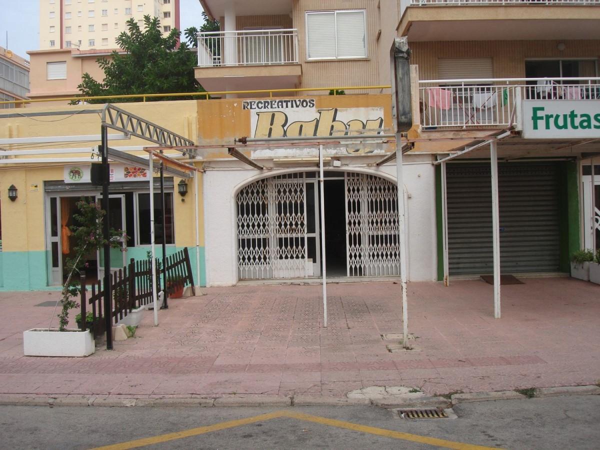 Local Comercial en Venta en  Gandía