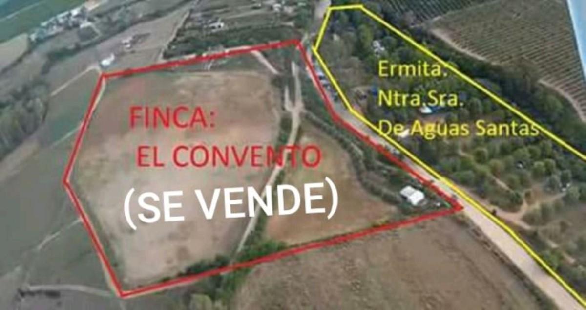 Suelo No Urbano en Venta en  Villaverde del Río