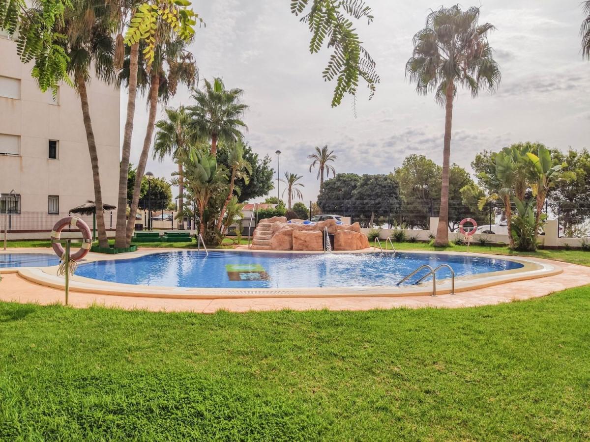 Piso en Alquiler en  Villajoyosa/Vila Joiosa, La