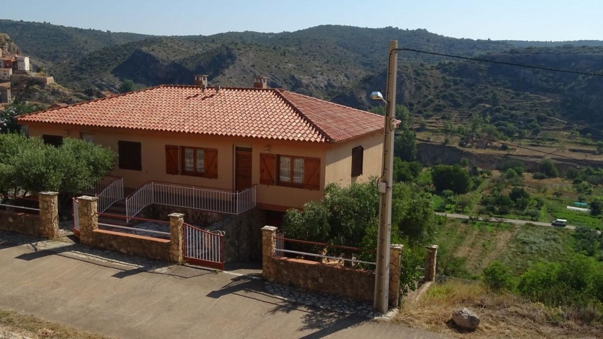 Casa Rural en Venta en  Castielfabib