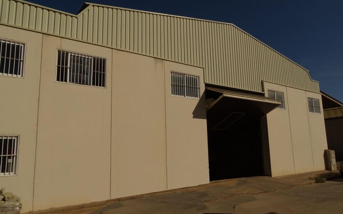Nave Industrial en Venta en  Castielfabib